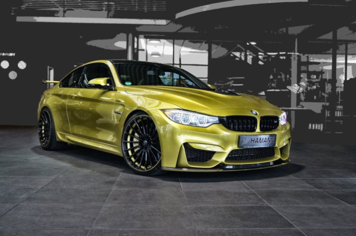 BMW M4 by Hamann