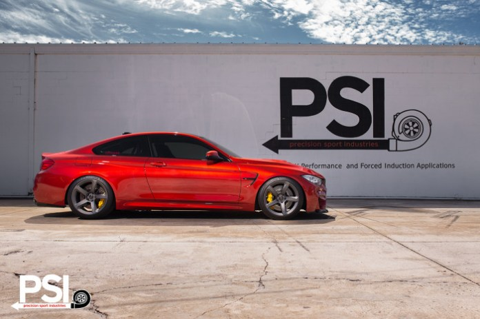 BMW M4 by PSI