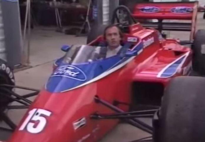 F1 Car 1986