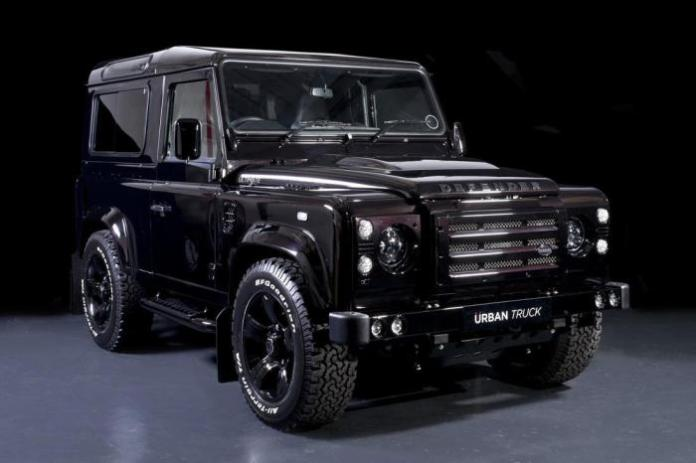 Land Rover Defender by Urban Truck (18)