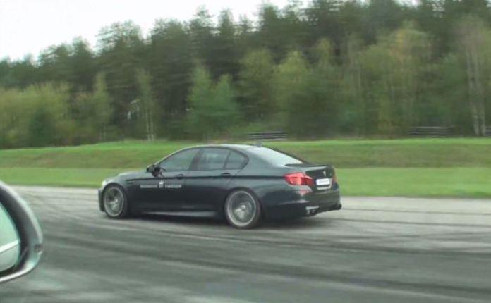 M5 Vs RS 6 Avant