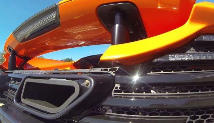 McLaren 650S FabSpeed