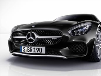 Mercedes-AMG GT with Silver Chrome Package (2)