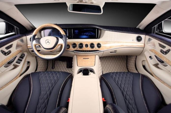 Mercedes-Benz S-Class Guard by TopCar
