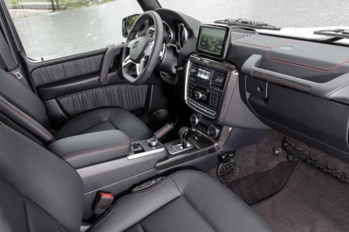 Mercedes G-Class Edition 35 6