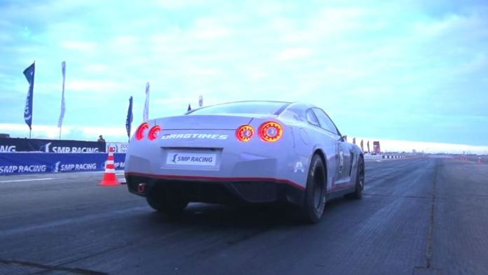 Nissan GT-R DragTimes