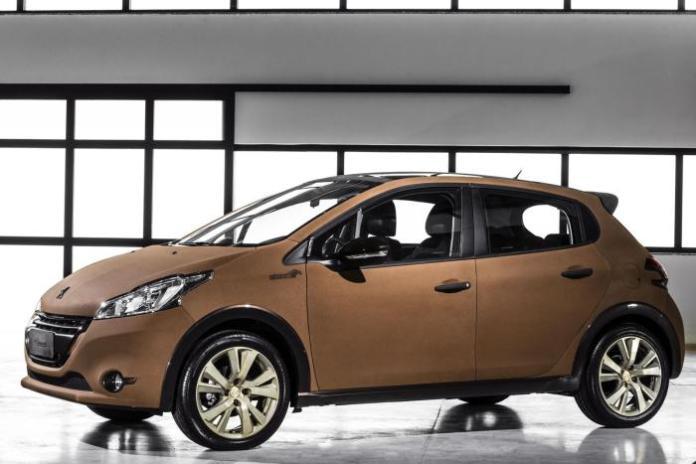 Peugeot 208 Natural concept (1)