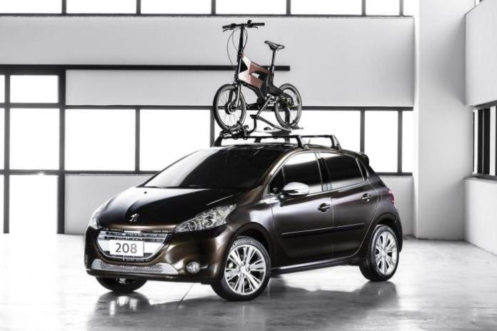 Peugeot 208 Urb concept (1)