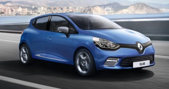 Renault Clio GT Line Pack (1)