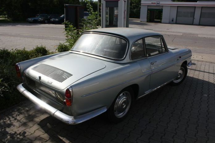 Renault Floride Coupe