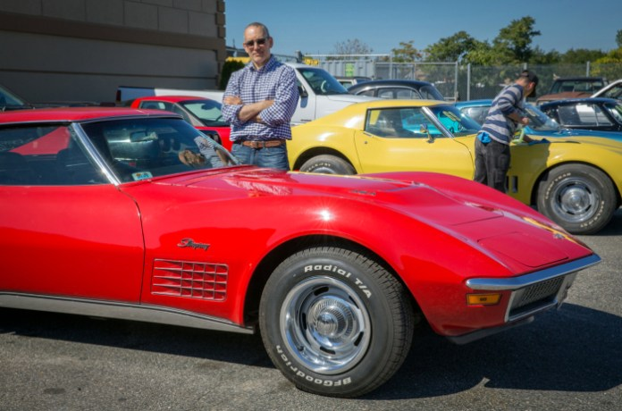 Restoring a One-of-a-Kind Corvette Collection10