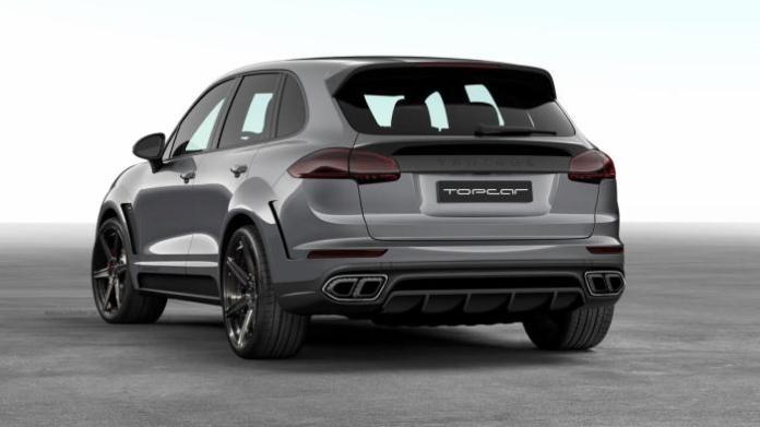 Topcar Porsche Cayenne Vantage 2015 (3)