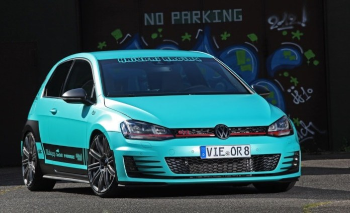 VW Golf GTI Mk7 by Cam-Shaft