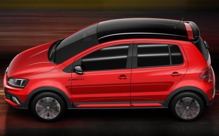 Volkswagen Fox Pepper concept 3