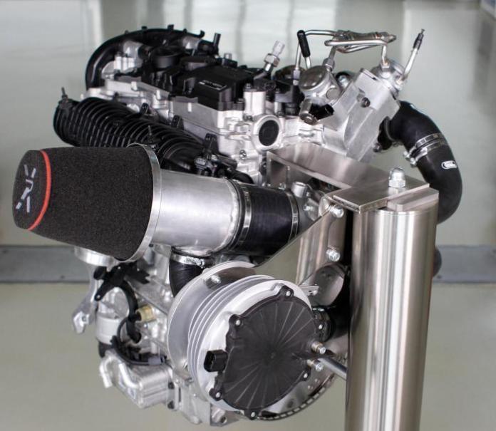 Volvo 450 bhp High Performance Drive-E Powertrain concept 8
