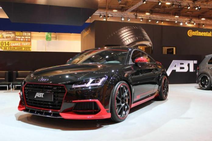 Audi TT by ABT at 2014 Essen Motor Show