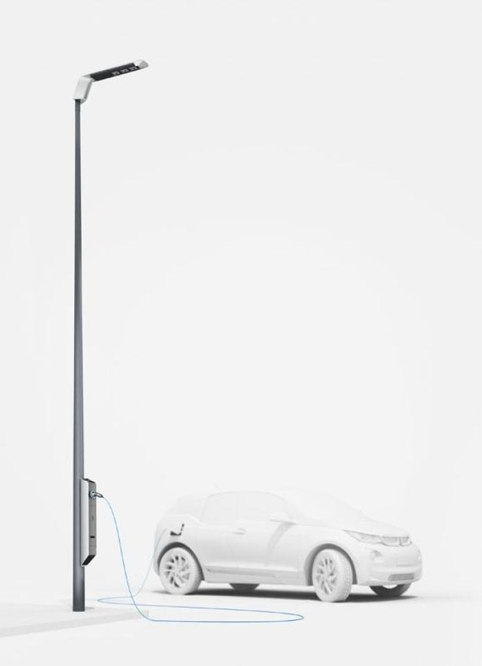 BMW Light and Charge system