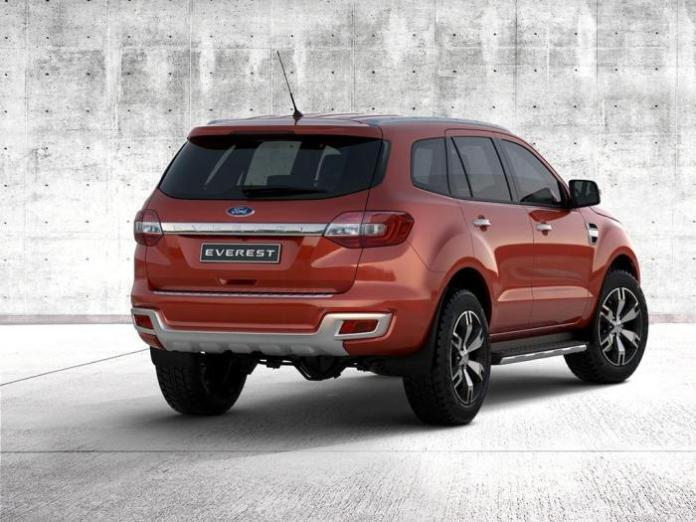 2015 Ford Everest 40