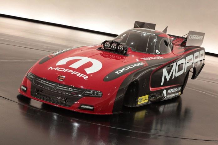 Mopar Dodge Charger R/T Drag Race Car