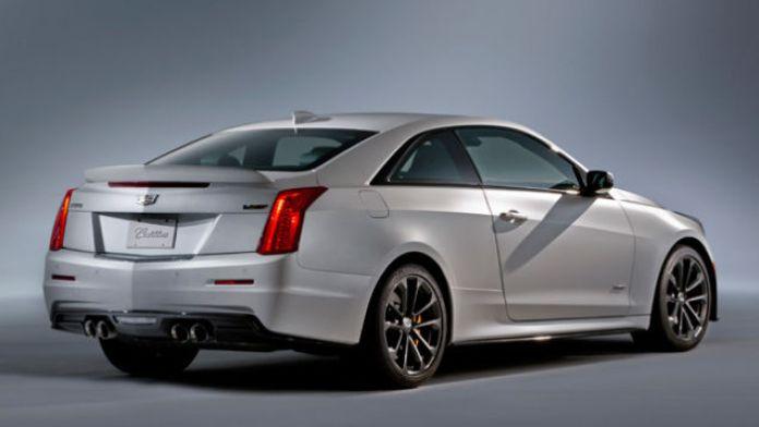 2016 Cadillac ATS-V 7