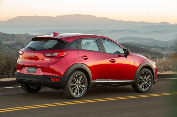 2016 Mazda CX-3 2