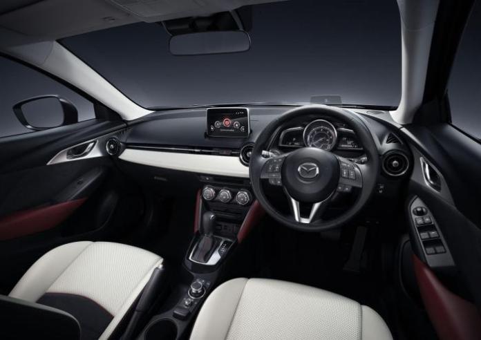2016 Mazda CX-3 34