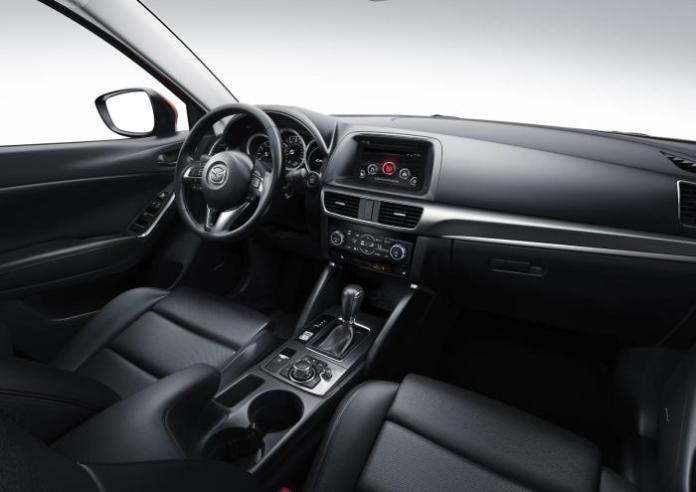 2016 Mazda CX-5 34