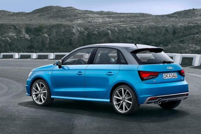 Audi A1 facelift 3