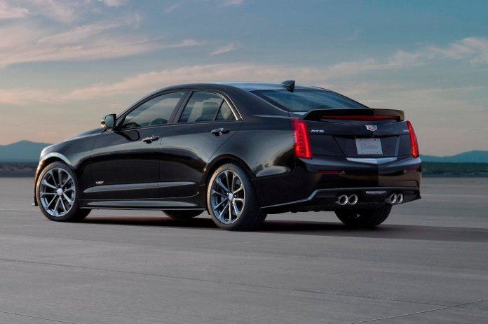 Cadillac ATS-V Sedan and Coupe 2016 (30)