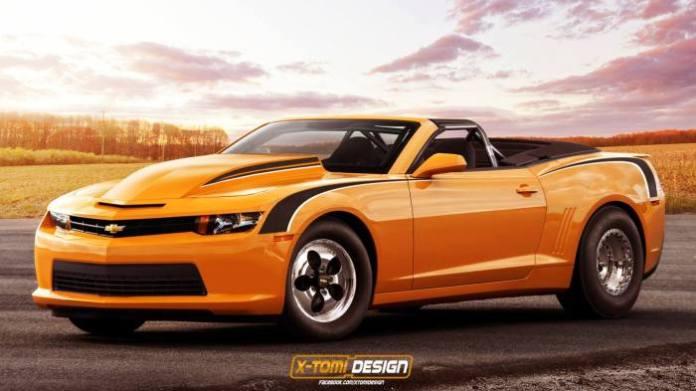 Chevrolet COPO Camaro Convertible