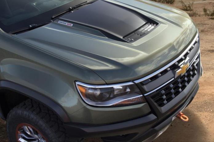 Chevrolet Colorado ZR2 Concept 6