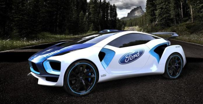 Ford RS160 concept rendering (6)