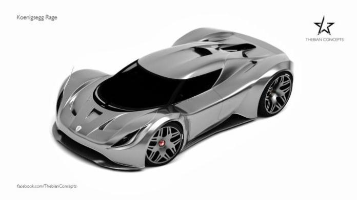 Koenigsegg Rage Concept