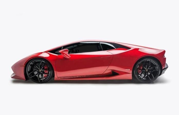Lamborghini Huracan by Underground Racing 3