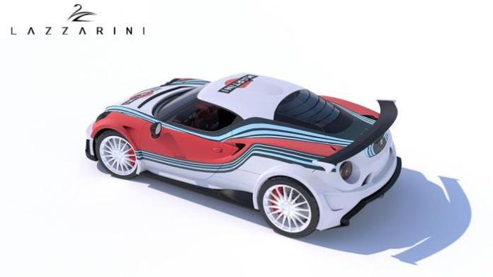 Lazzarini Design Alfa Romeo 4C Definitiva 9