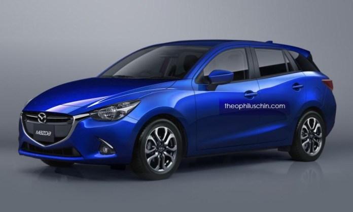 Mazda2 wagon rendering (1)
