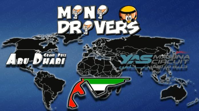 MiniDrivers 2014 - Abu Dhabi