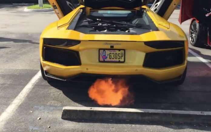 Twin-Turbo Aventador
