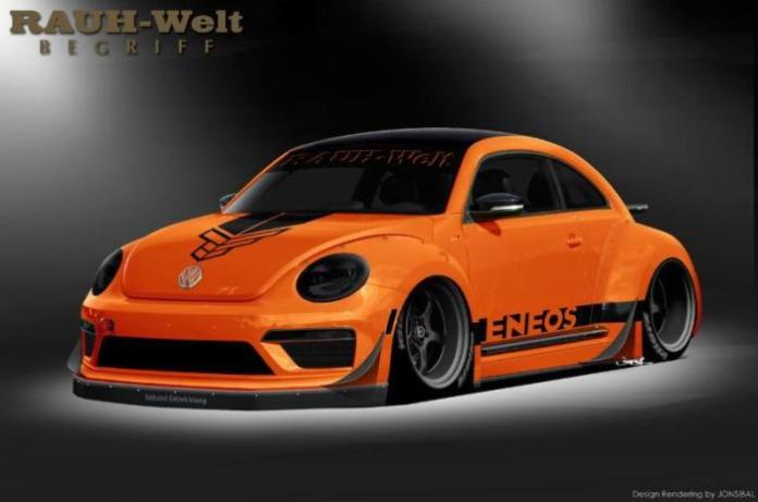 Volkswagen Beetle by Tanner Foust and RAUH-Welt Begriff (2)