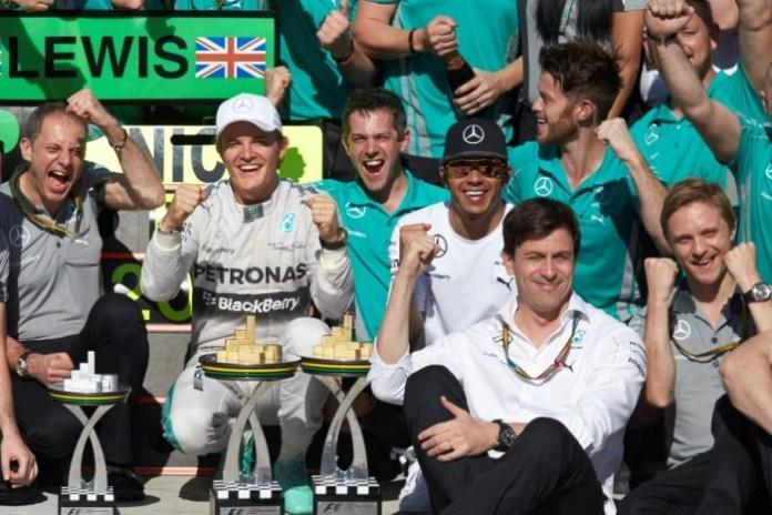 Wolff-Hamilton-Rosberg