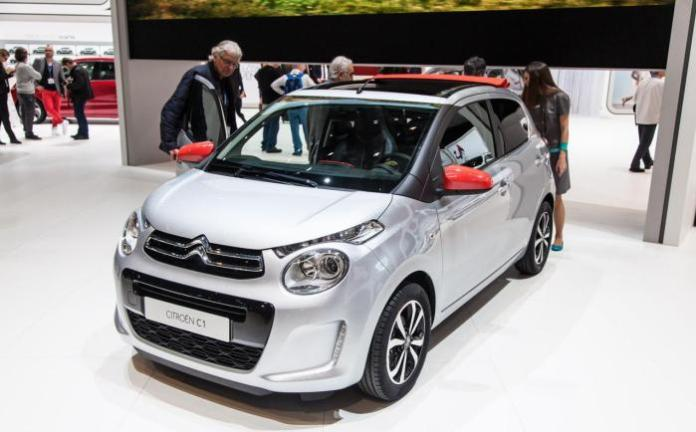 Citroen in Geneva 2014