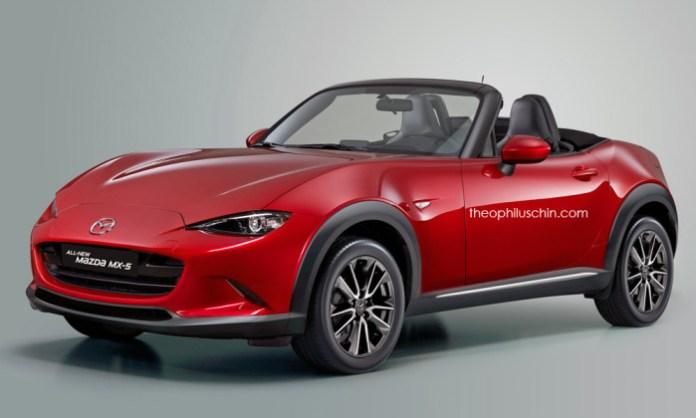 Mazda MX-5 Cross