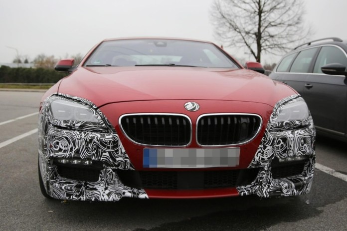 2015 BMW 6-Series Coupe facelift (2)