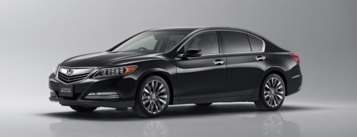 2015 Honda Legend (JDM)
