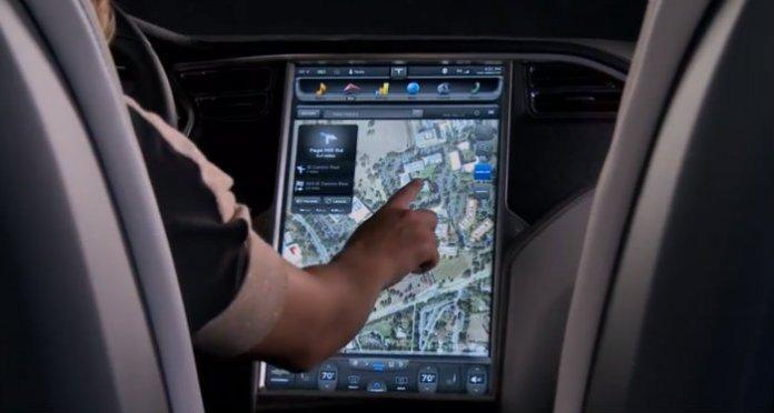 7.TeslaTouchscreenGPS