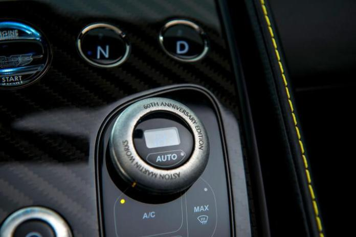 Aston Martin Works 60th Anniversary Limited Edition Vanquish 21