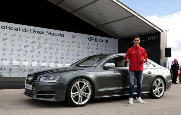 Audi Real Madrid Sponsorship 2014-2015 (14)