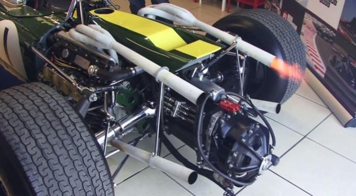 BRM H16 Engine