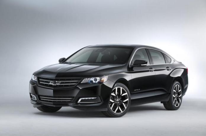 Chevrolet Impala Blackout concept (1)