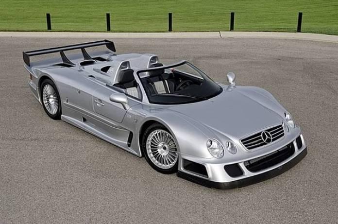 Mercedes-Benz CLK GTR Roadster for sale (3)